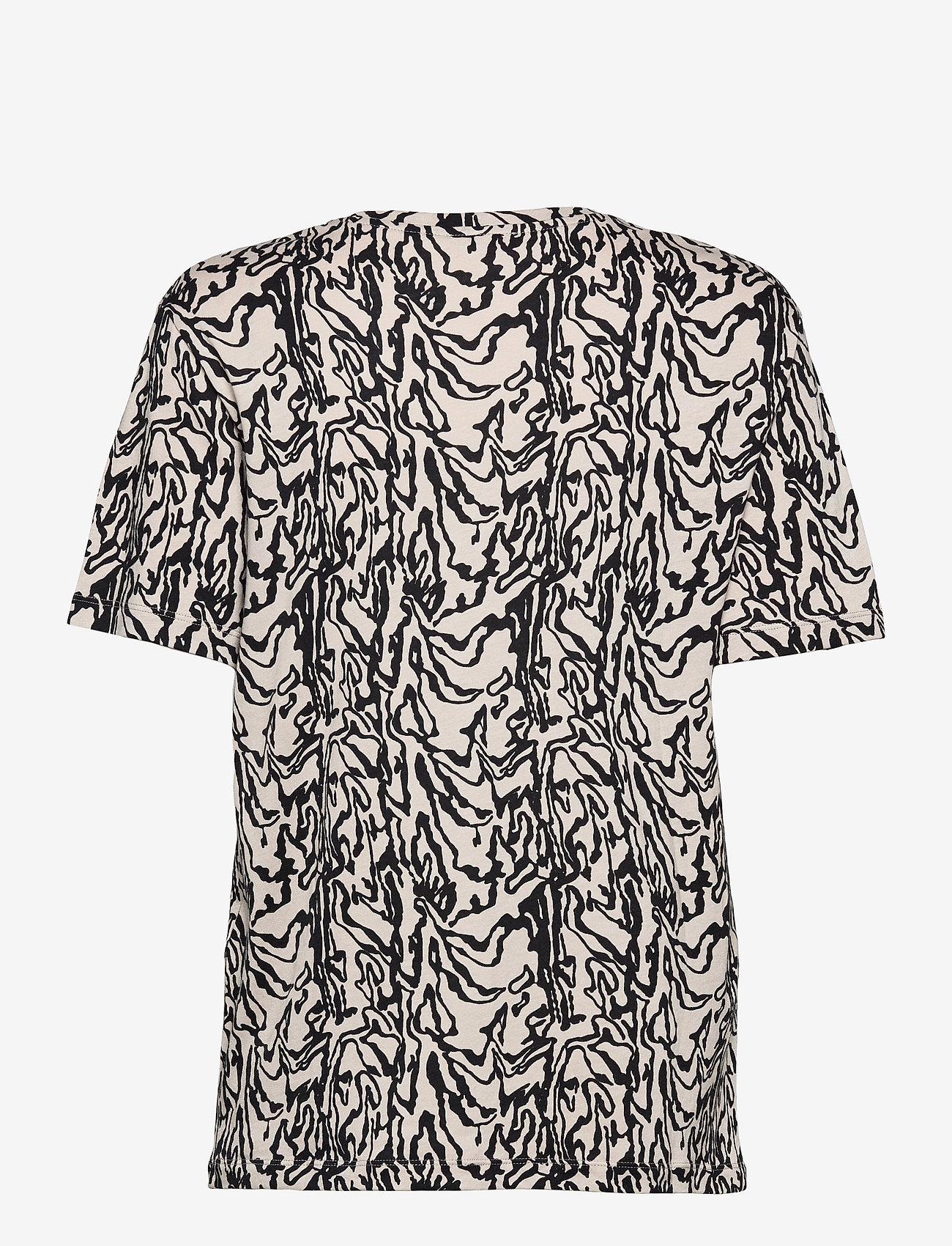 By Malene Birger - ANGELL - t-shirts - greige - 1