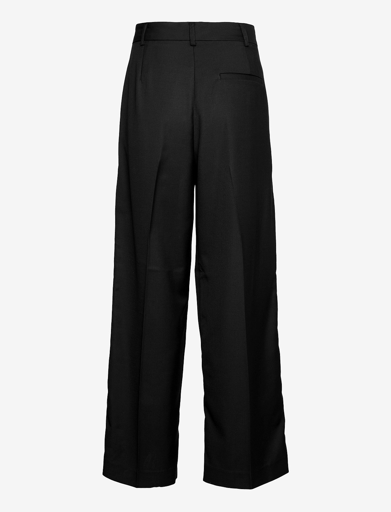 By Malene Birger - CYMBARIA - bukser med brede ben - black - 1