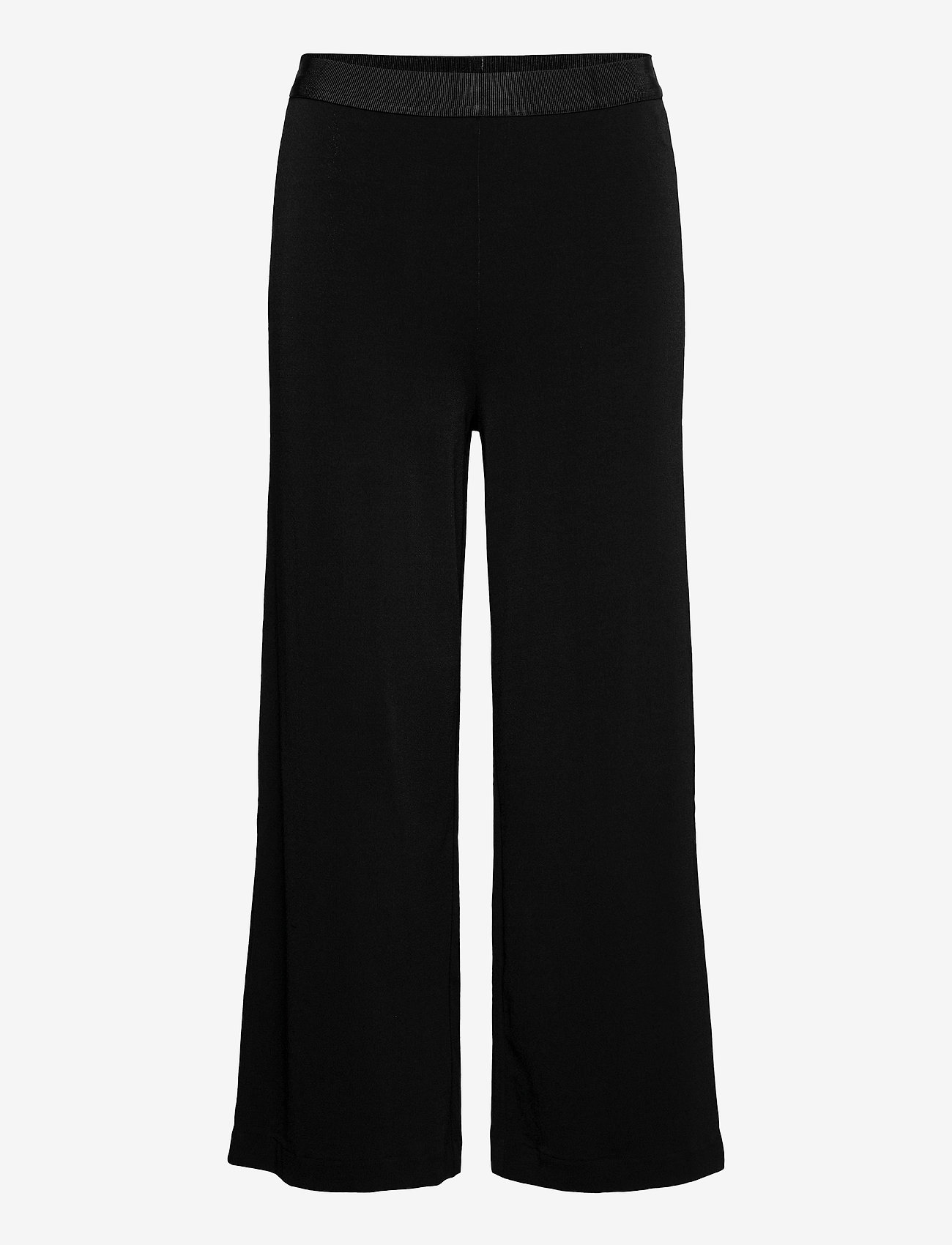 By Malene Birger - MALINE - bukser med brede ben - black - 0
