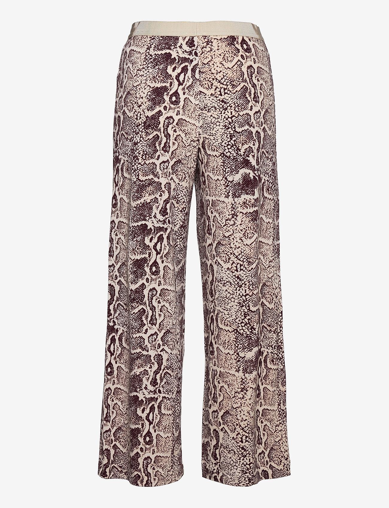 By Malene Birger - MALINE - bukser med brede ben - wood - 1