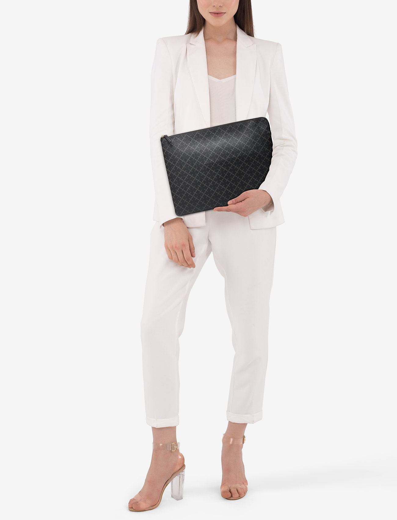 By Malene Birger IVY LAPTOP - CHARCOAL