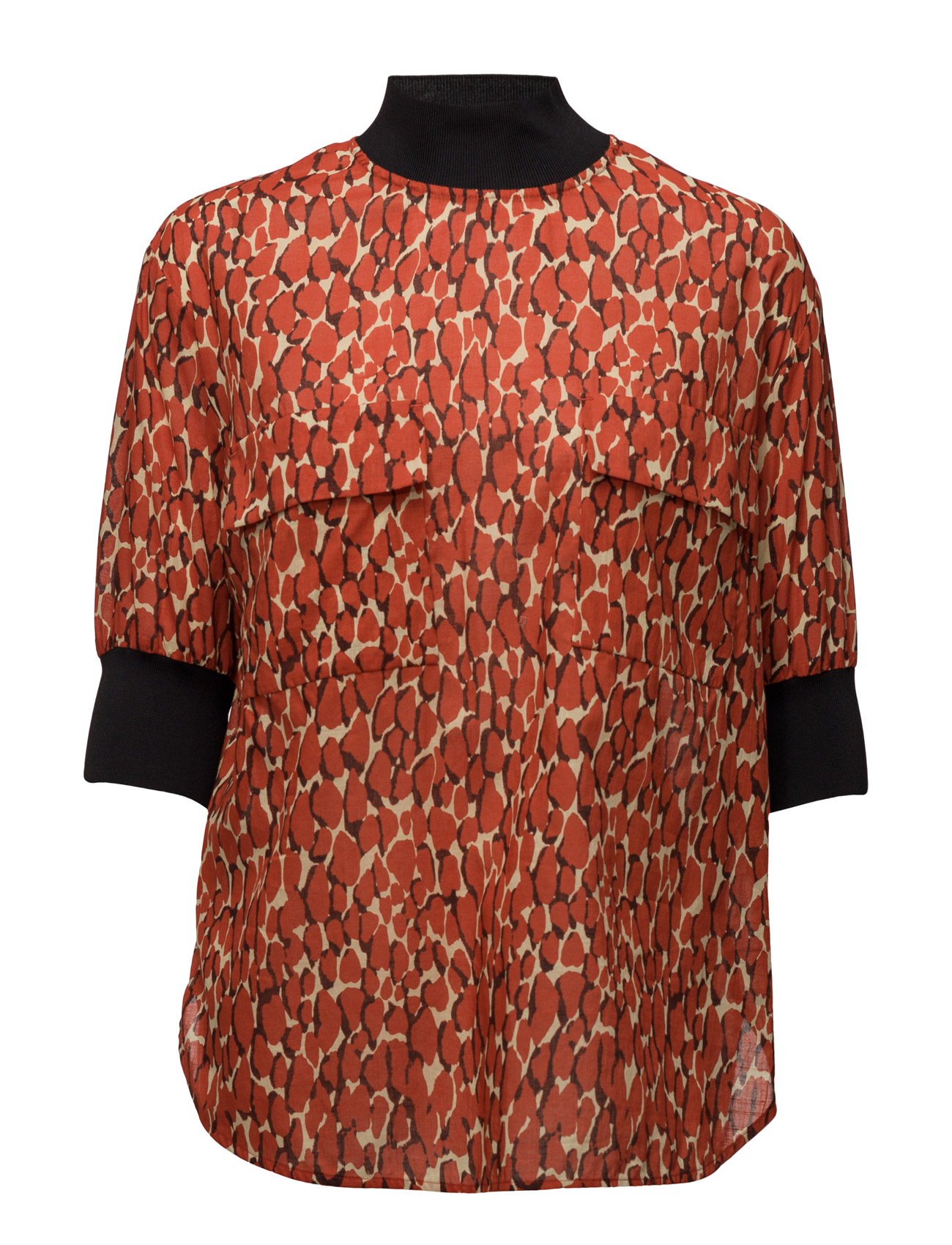 5e92d80fd77 Cobolias (Autumn Red) (138 €) - By Malene Birger - T-Shirts & Tops ...