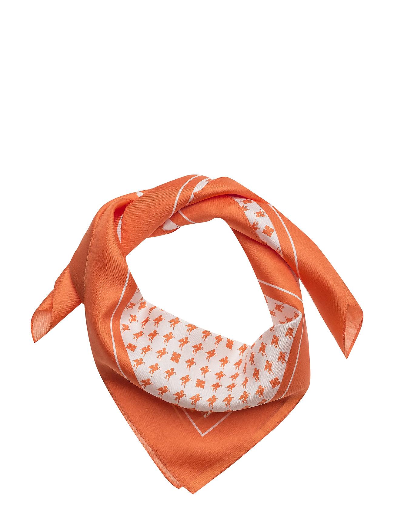 Image of Debeau Tørklæde Orange BY MALENE BIRGER (3189850583)