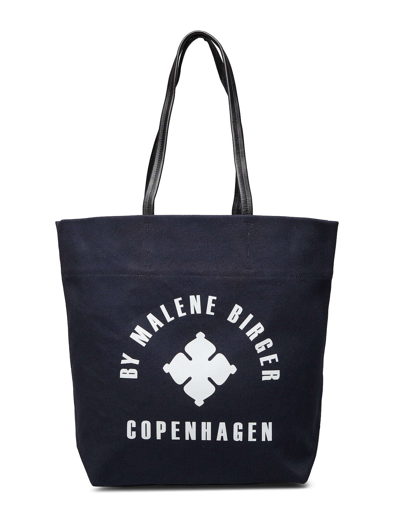 Flora Tote Bags Shoppers Fashion Shoppers Sininen By Malene Birger
