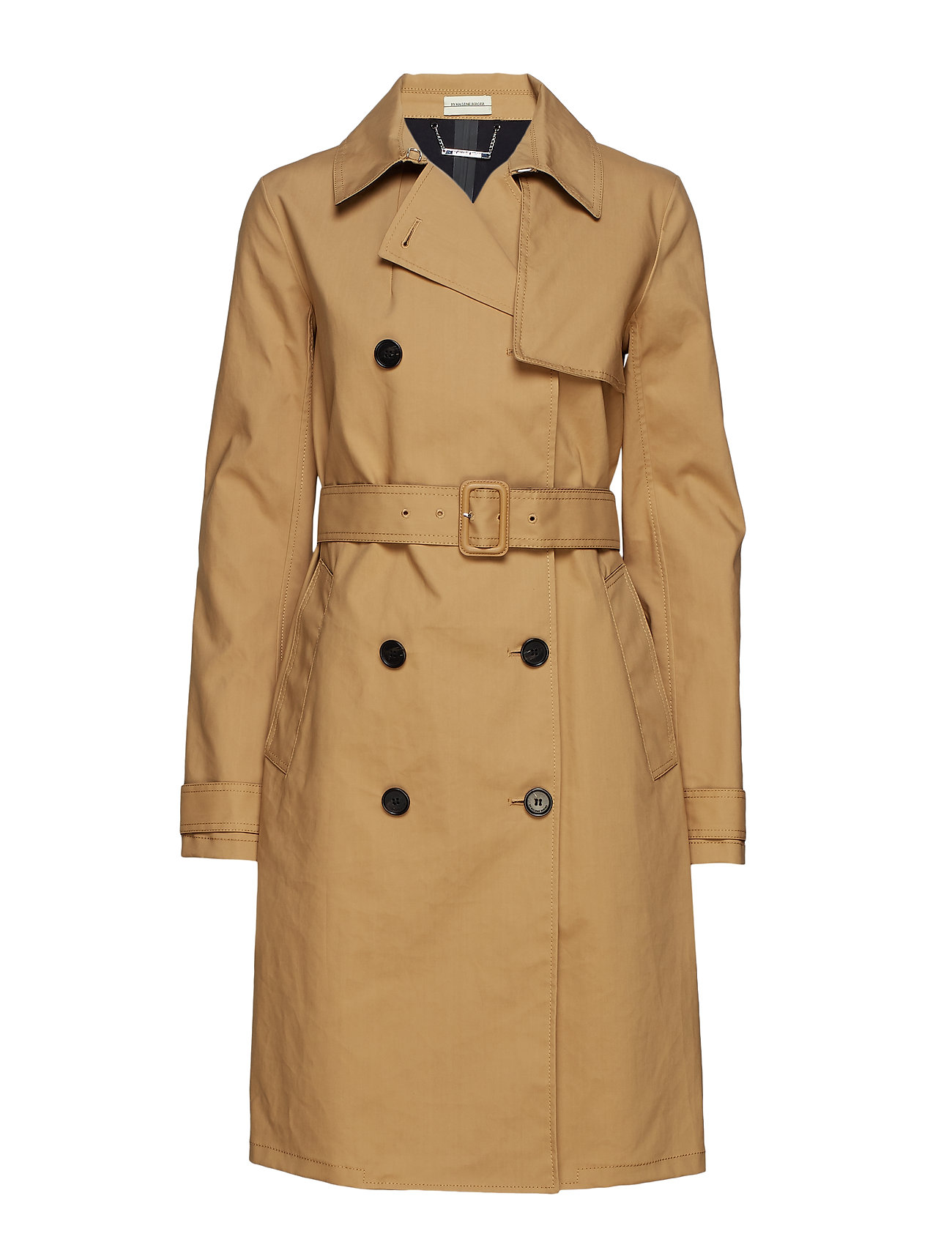 5f4abff368a LOUNGE By Malene Birger Rainie trench coats for dame - Pashion.dk