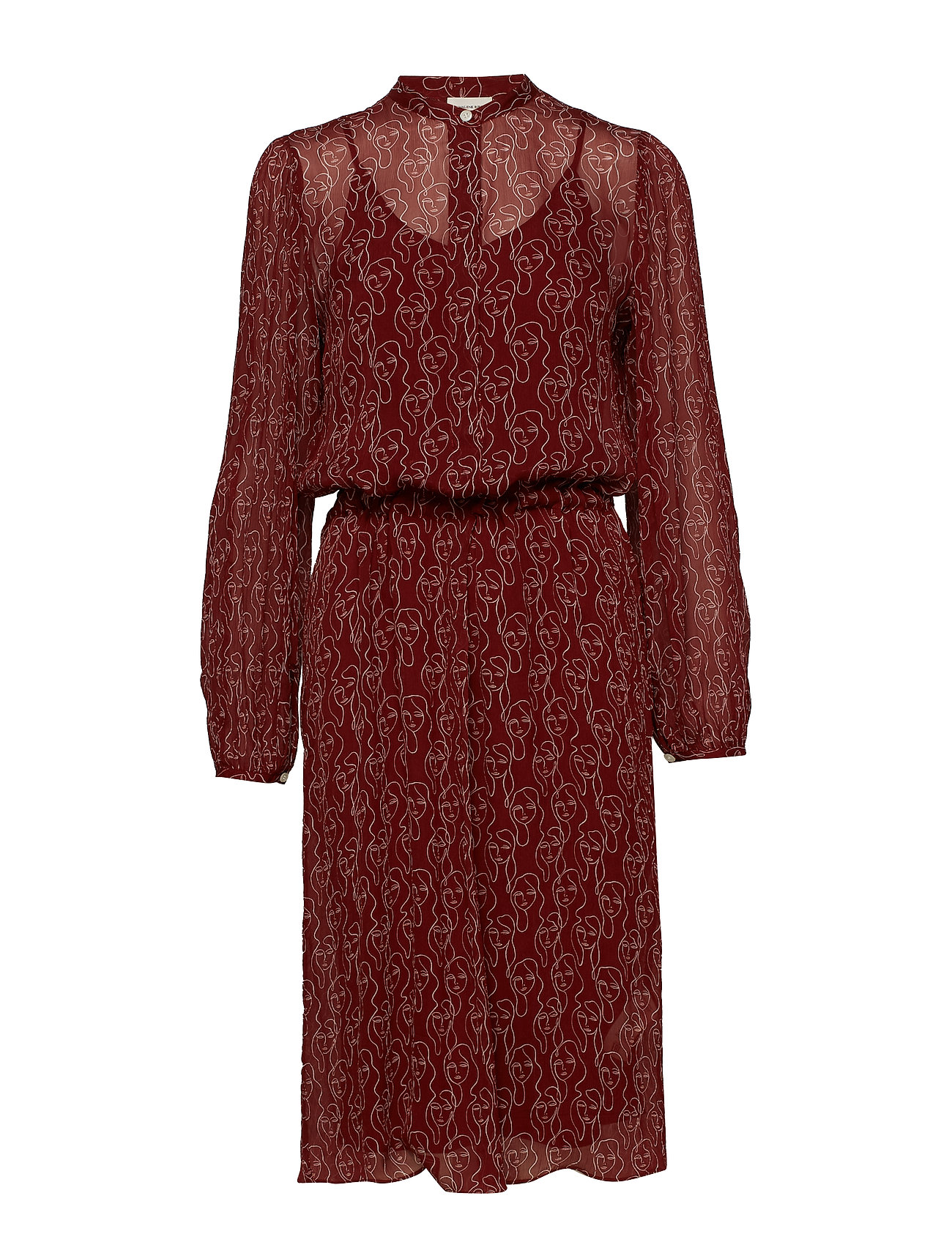 By Malene Birger DRE1028S91 - RED CLAY