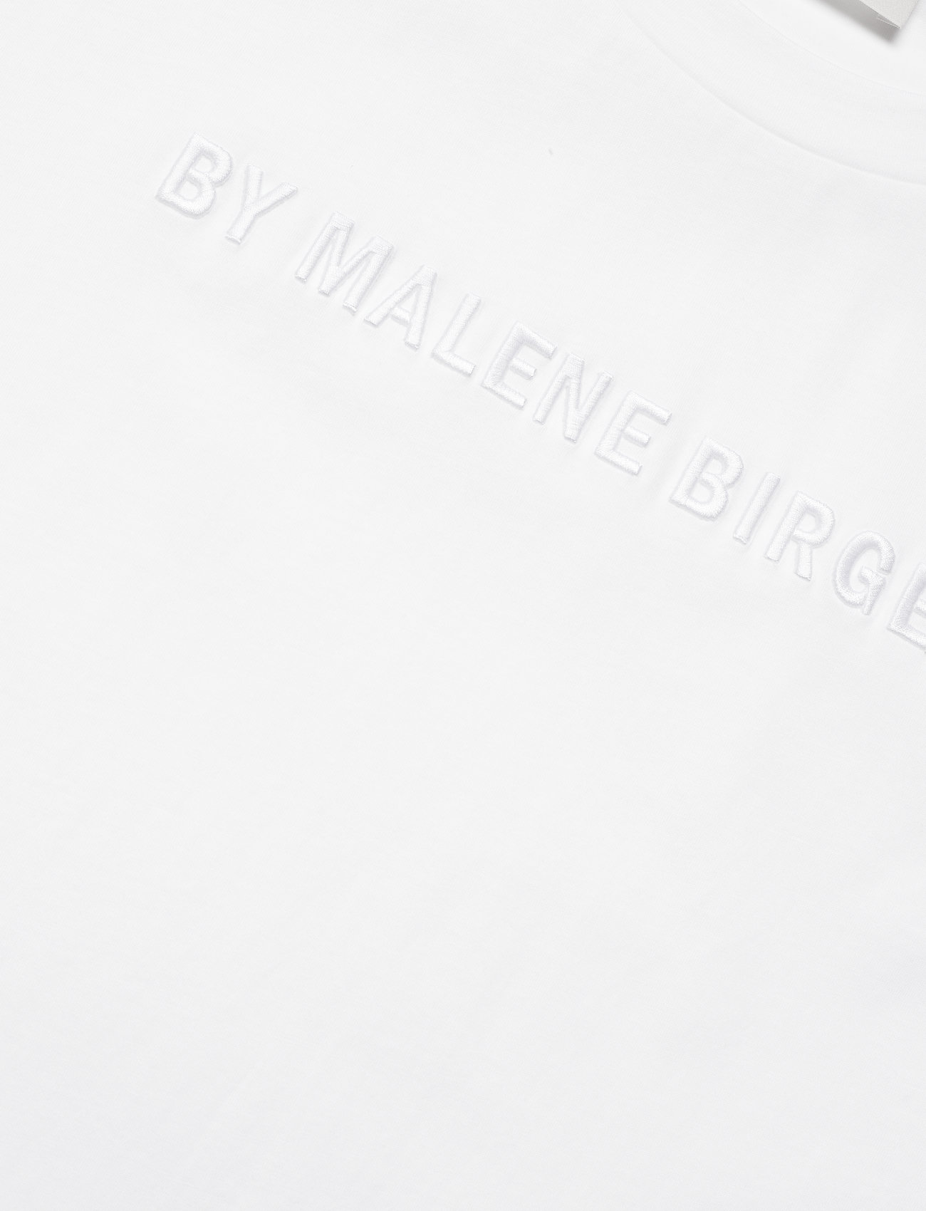 By Malene Birger - FAYEH - t-shirts - pure white - 2