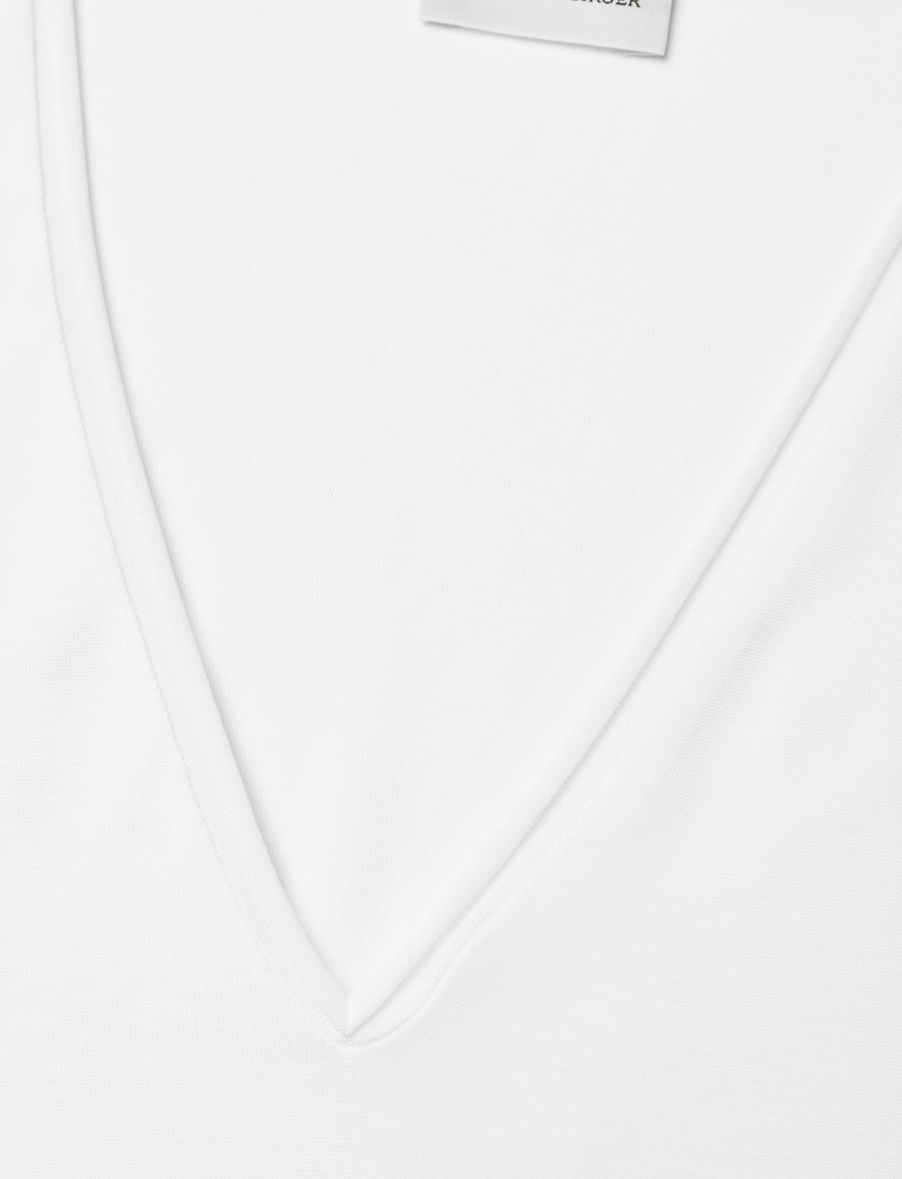 By Malene Birger - ANEILIA - t-shirts - pure white - 2