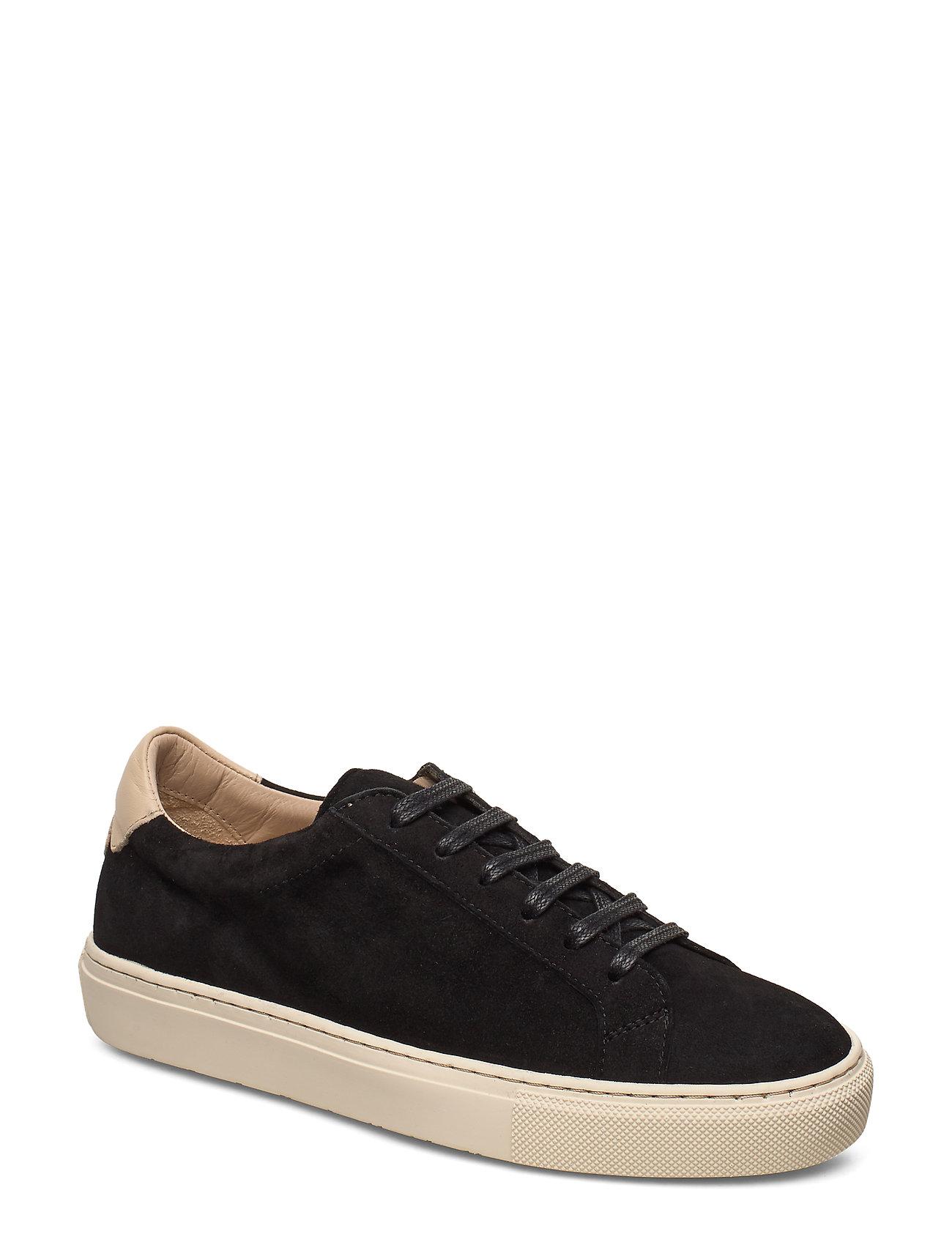Image of Zarah Low-top Sneakers Sort By Malene Birger (3351889963)
