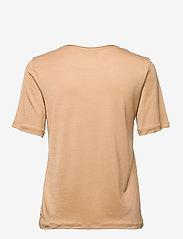 By Malene Birger - AMATTA - t-shirts - tan - 1