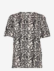 By Malene Birger - ANGELL - t-shirts - greige - 0