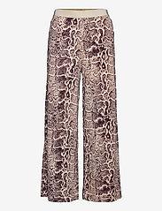 By Malene Birger - MALINE - bukser med brede ben - wood - 0