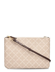 IVY PURSE - FEATHER