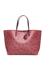 ABI TOTE - CLEAR PINK