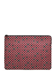 IVY LAPTOP - BRIGHT RED
