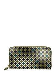 Elia Purse Bags Card Holders & Wallets Wallets Grön BY MALENE BIRGER