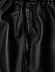 By Malene Birger - ARECIA - lederhosen - black - 2