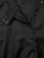 By Malene Birger - CYMBARIA - bukser med brede ben - black - 3