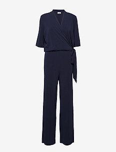 ZHOU - jumpsuits - night blue