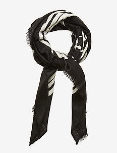 CORNELIS - sjalar & halsdukar - black