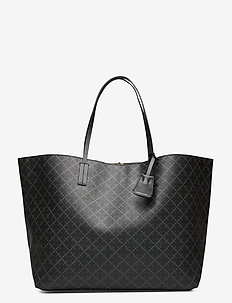ABI TOTE - fashion shoppers - charcoal