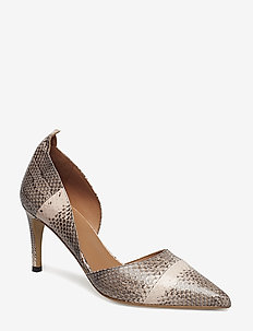 MAY HEEL - klassiske pumps - english rose