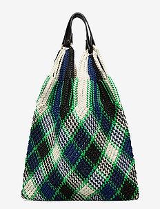 LIV TOTE - henkeltaschen - bright green
