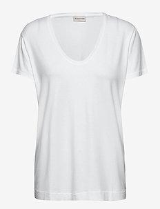 FEVIA - t-shirts - pure white
