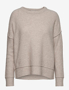 BIAGIO - pullover - beige melange