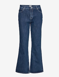 FIONAS - flared jeans - nordic lake