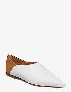 MOROCCAN - loaferit - soft white