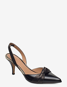 KYLIE - sling backs - black