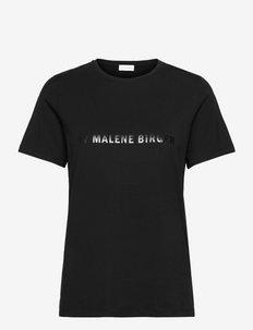 DESMOS - t-shirts & tops - black