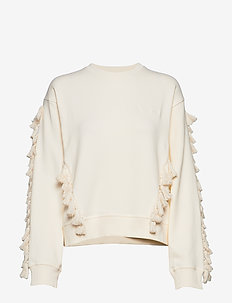 TUYA - sweatshirts - cream snow