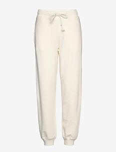 JOLANA - sweatpants - cream snow