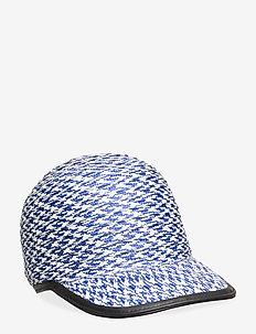 BELLE CAP - caps - ultramarine