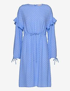ANAMARIA - midi-kleider - pacific blue