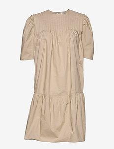 ANINAH - korte kjoler - nature