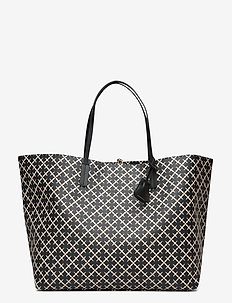 ABI TOTE - shopperit - black