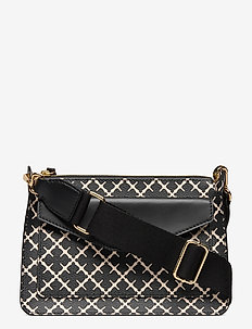 WILNA BAG - skuldertasker - black