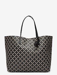 ABI TOTE - väskor - black