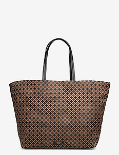 BRINGALONG - shoppere - brown