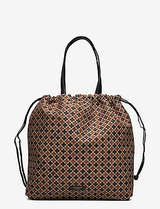 CARRYALL - bucket-väskor - brown