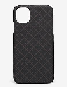 PAMSY11 - telefon accessories - dark chokolate