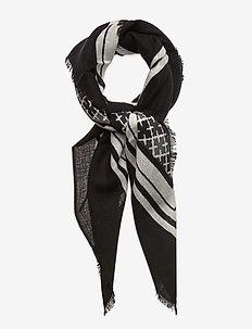 LOREEN - tørklæder - black