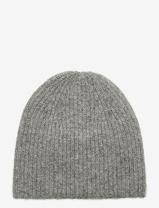 CALLY - hatte - light grey melange