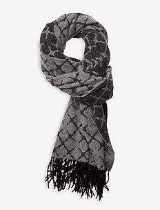 ORTEGA - sjalar & halsdukar - light grey melange