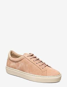 ZARAH - låga sneakers - tan