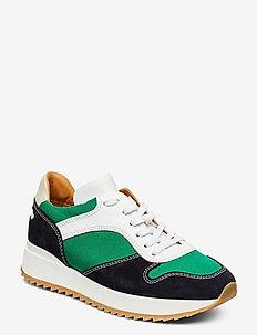 LOULA - låga sneakers - bright green
