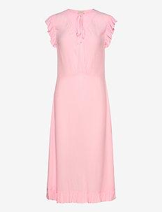 SPAINE - midi kjoler - blossom pink